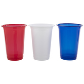 Red, White & Blue Cups