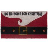 Ho Ho Home For Christmas Doormat