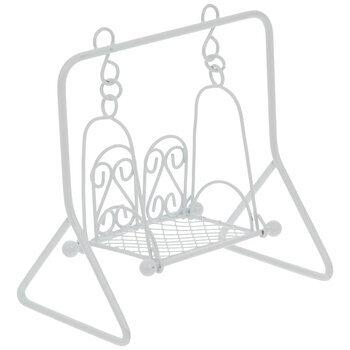 White Metal Swing