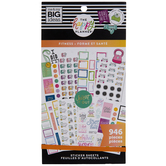 Fitness Happy Planner Stickers