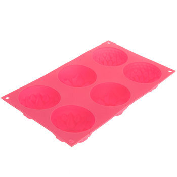 Flower Cakes Silicone Mold