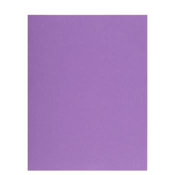 "Grape Textured Cardstock Paper - 8 1/2"" x 11"""