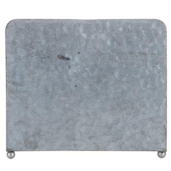 Galvanized Metal File Organizer