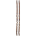 Metallic Round Glass Bead Strands - 6mm