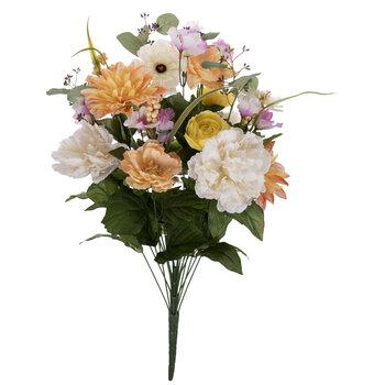 Dahlia, Peony & Ranunculus Bush