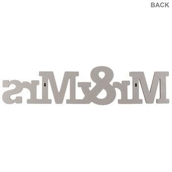 Mr & Mrs Chipboard Shape