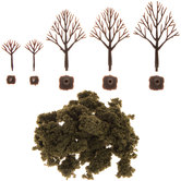 Small Deciduous Tree Kit
