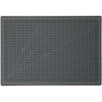 Double-Sided Self-Healing Cutting Mat