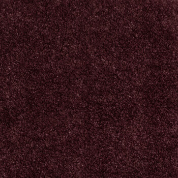 Burgundy Sherpa Fleece Fabric
