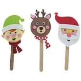 Christmas Stick Puppet Craft Kit