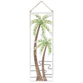 Palm Trees Metal Wall Decor