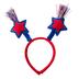 Star Headband With Tinsel