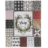 """Have A Cozy Christmas Paper Pack - 8 1/2"""" x 11"""""""