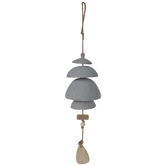 Porcelain Domes Wind Chime