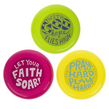 Religious Flying Discs