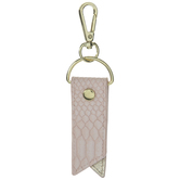 Pink Scale Keychain