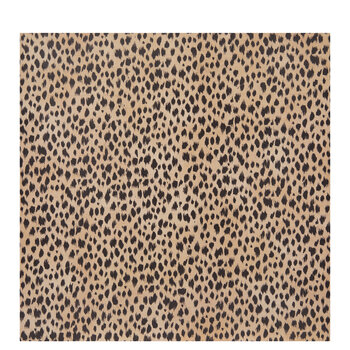 Cheetah Print Self-Adhesive Vinyl