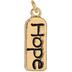 Hope Tag Charm