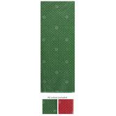 Red & Green Polka Dot & Snowflake Tissue Paper
