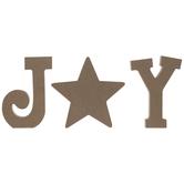 Joy Wood Letters