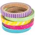 Bright Patterned Washi Tape
