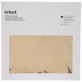 Cricut Foil Transfer Sheets