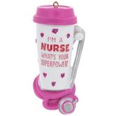 I'm A Nurse Ornament