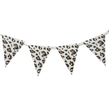 Leopard Print Banner