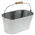 Oval Metal Bucket