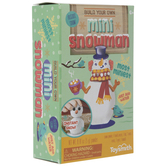 Build Your Own Mini Snowman Kit