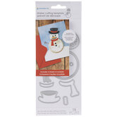 Snowman Shaker Dies