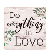 Everything In Love Magnet