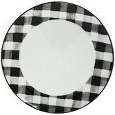 White & Black Buffalo Check Plate