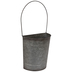 Bucket Metal Wall Planter - Large