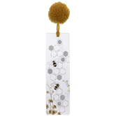 Bees & Honeycomb Bookmark