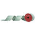 Metallic Gold & Green Ombre Wired Edge Ribbon - 2 1/2
