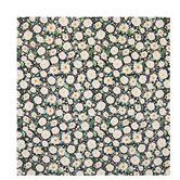 Cream Floral Self-Adhesive Vinyl