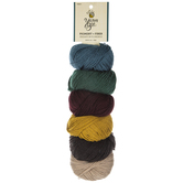 Fridays In Florence Yarn Bee Pigment + Fiber Yarn