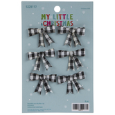 Buffalo Check Bows