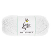 White Baby Bee Baby Lou Lou Yarn