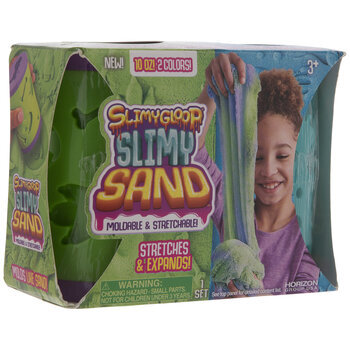 Slimy Gloop Slimy Sand & Molds