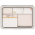 Farmhouse Sticky Notes With Tin