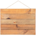 Rectangle Pallet Weathered Wood Wall Decor