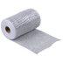 Iridescent Silver Metallic Deco Mesh Ribbon - 5 1/2