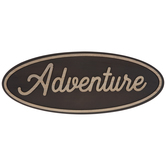 Adventure Wood Wall Decor