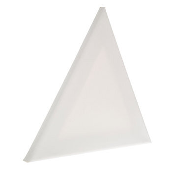 Triangle Blank Canvas - 8""
