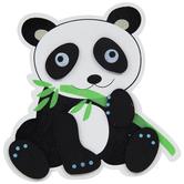 Panda Painted Wood Shape