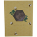 Sweet As Can Bee Soft Baby Memory Book