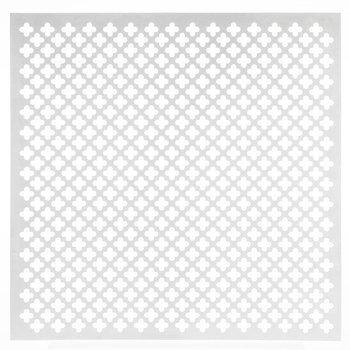 """Cloverleaf Aluminum Metal Sheet - 12"""" x 12"""""""