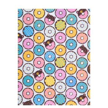 Donuts Felt Sheet